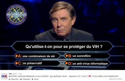 Line Renaud - Qui veut gagner des millions