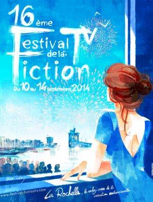 Line Renaud - La Douce Empoisonneuse au 16ème Festival de la Fiction de La Rochelle