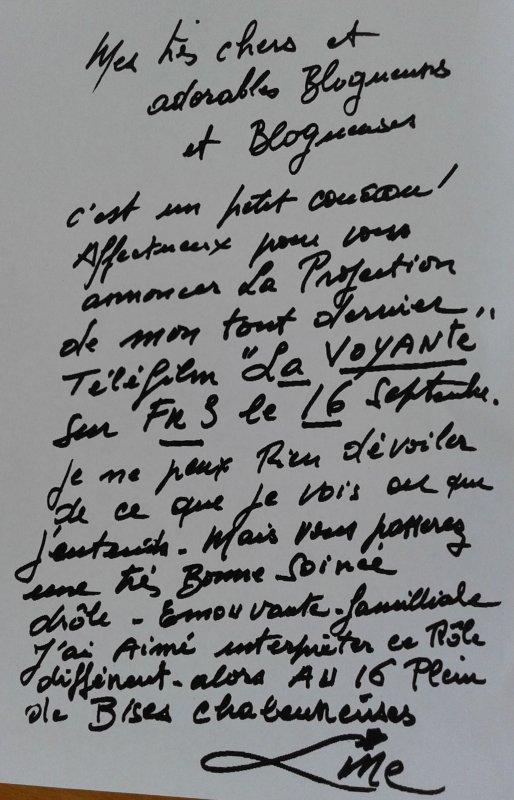Line Renaud - Je voulais vous dire...