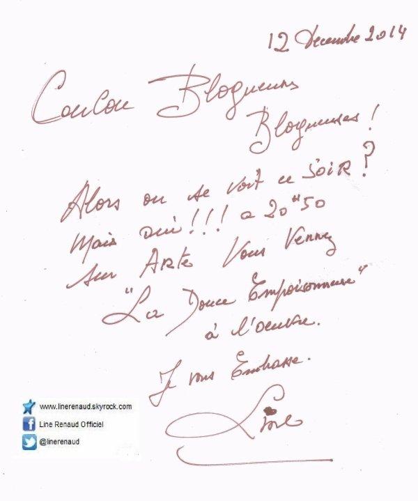 Line Renaud - On se voit ce soir ?