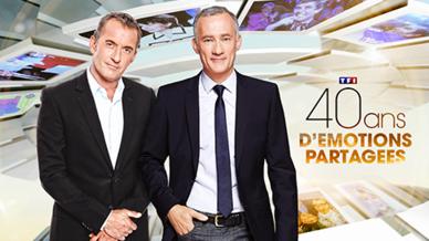 Line Renaud - 40 ans de TF1