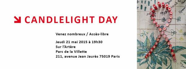 Line Renaud - Candle Light Day 2015