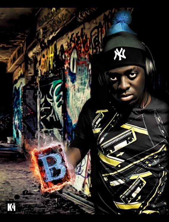 DJ BLACKO LE KING DU MUSCADOR