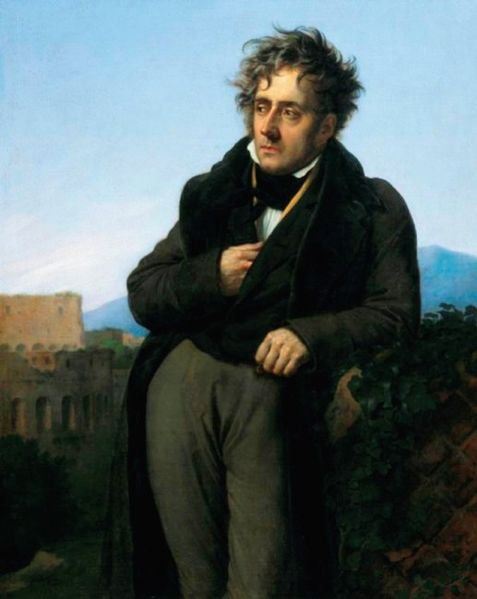 Des méfaits du cosmopolitisme en littérature, par Chateaubriand