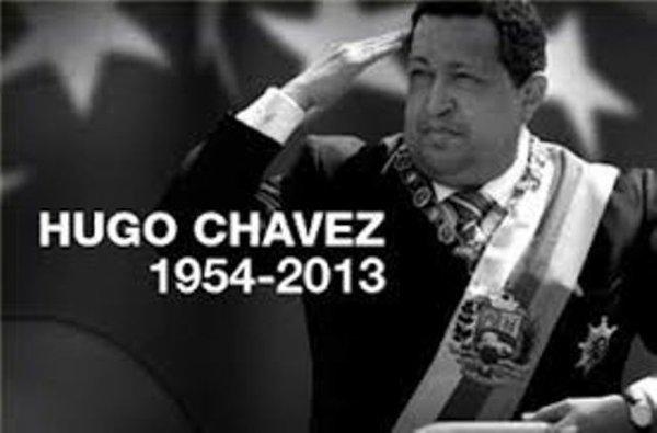 Hommage à Hugo Chavez