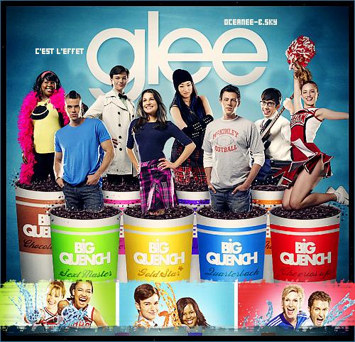 Sa doit etre l'effet Glee ;)                               / Newletter /