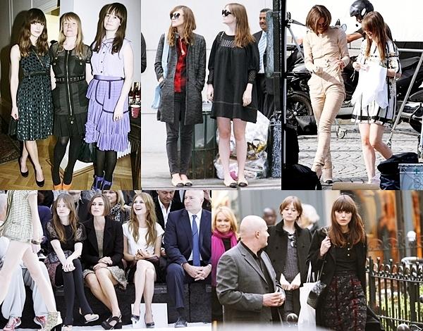 10 Octobre 2012 Quatre nouvelle photos du shoot réalisé par Vogue sont apparus.