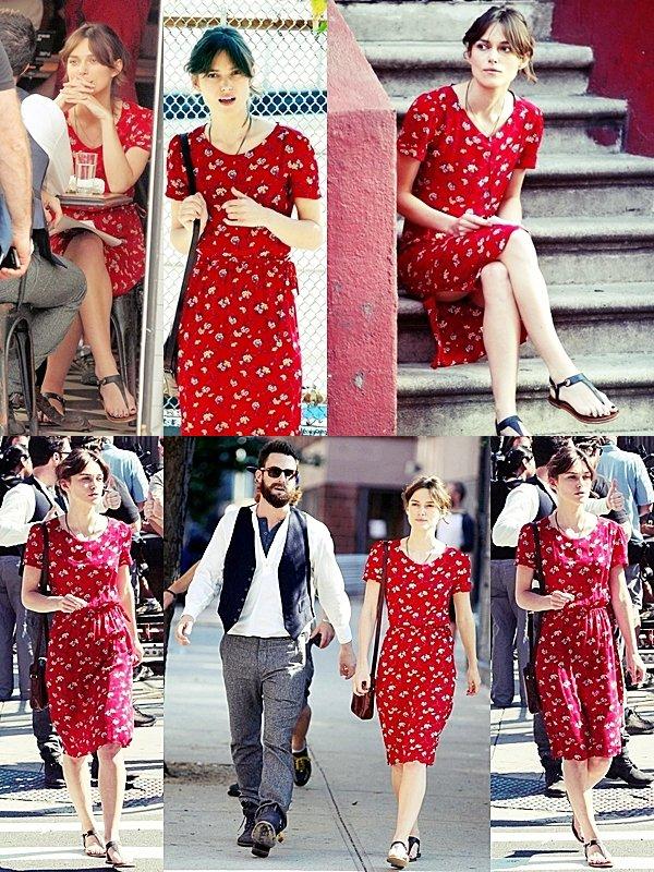 9 Juillet 2012 Nouvelle affiche du film : Anna Karenina .
