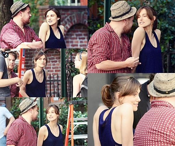 28 Juillet 2012 Keira et James son petit ami dans Soho. Pour les autres jours Knightley  été sur le tournage de 'Can A Song Save Your Life?' à New York City.
