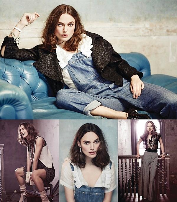 Coco Mademoiselle :  De nouvelles photos du shooting organisé par Chanel ont été dévoilées. Pour ma part je les trouve magnifiques !