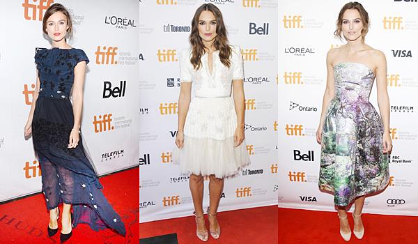 21 septembre 2014 :  Une nouvelle photo provenant du shooting ELLE est apparue. Puis deux nouvelles photos  du shooting photo réalisé à Toronto.