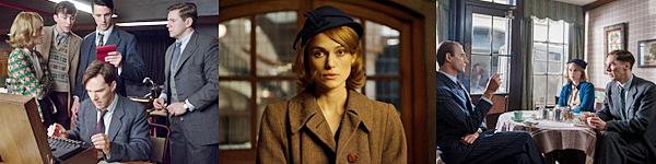 """5 Février 2015:  Keira est présente dans le magazine Vanity Fair. Une vidéo a été réalisée  avec de nombreux acteurs britanniques notamment nommés aux Oscars. Keira simule un orgasme pour rendre hommage à la scène culte du film """"Quand Harry rencontre Sally""""."""