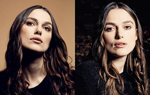 18 Octobre 2015 :  Keira a été posée pour le photographe Mikael Jansson dans le rôle de Thérèse. Cette photo provient du magazine Vogue US.