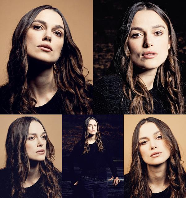 7 Février 2016 :  Trois nouvelles photos du shoot pour le New York Times d'octobre 2015, sont apparus.