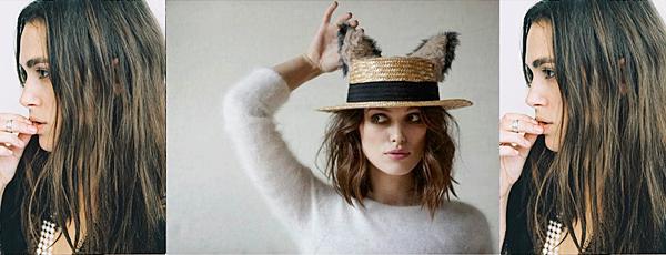 4 Août 2016 :  Une deuxième photo promotionnelle pour la nouvelle collection de bijoux Chanel : Coco Crush est sortie !