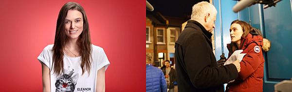 Love Actually  :•Le 25 Mars a été diffusé l'émission pour le Red Nose Day. Vous trouverez ci-dessous la mini suite du film !  De nouveaux stills et des photos du tournage sont également disponibles. De plus, un portrait de Keira a été fait pour l'événement.