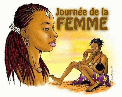 EN  HOMMAGE  A  TOUTES  LES  FEMMES  DU  MONDE