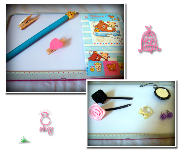 CuteBox du mois d'Aout - Miss-Pastek - Mode excitée ON  ♥