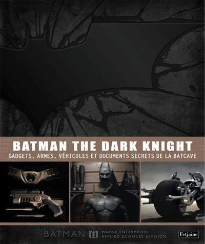 Livre The Dark Knight