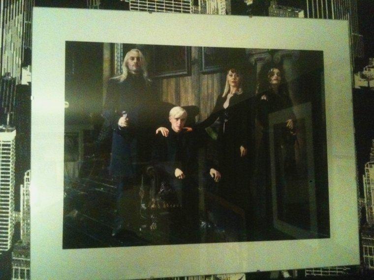 Les 40 posters des portraits de légendes de la saga Harry Potter (SUITE)