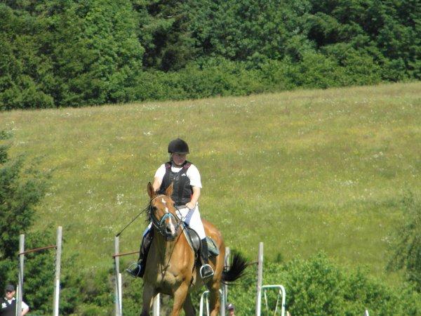 Mon premier pas dans le monde du cheval