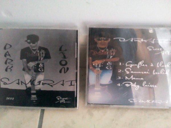 Dark-Lion street album SAMURAI 2012 parti 1