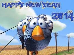 Happy New Year - bonne année - glückliches neues Jahr