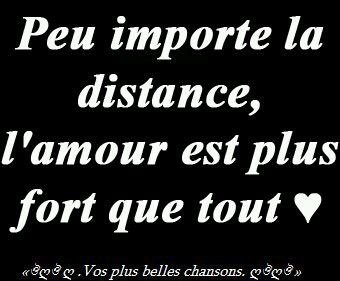 image amour distance