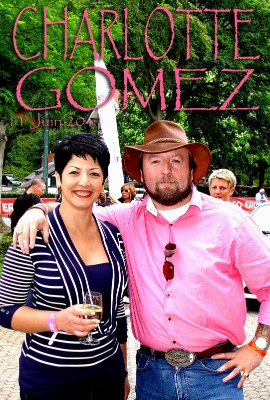 Madame CHARLOTTE GOMEZ, présentatrice phare de RTL et de la RTBF, et sur la radio VIVACITE.
