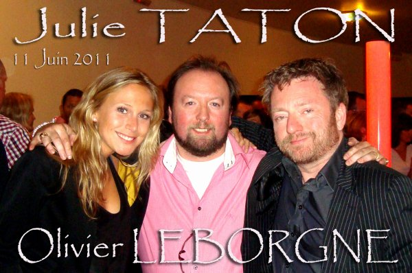 JULIE TATON (1984), Olivier Leborgne.
