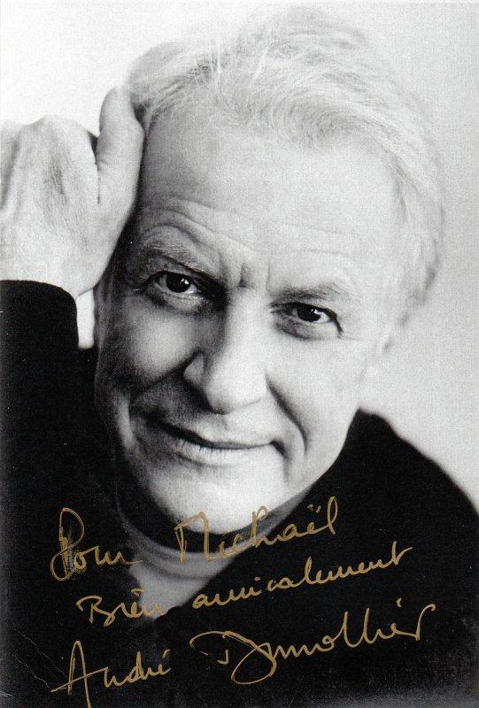 Monsieur André DUSSOLLIER (1946)