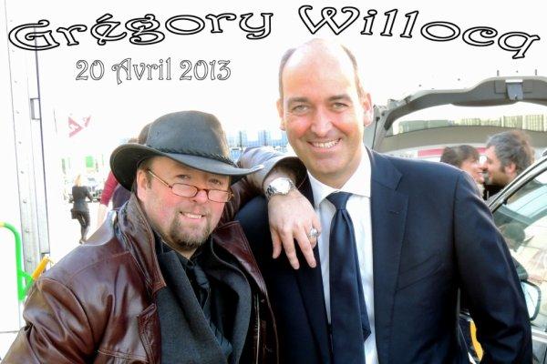 Grégory Willocq, présentateur vedette du 13h00 RTL-TVI
