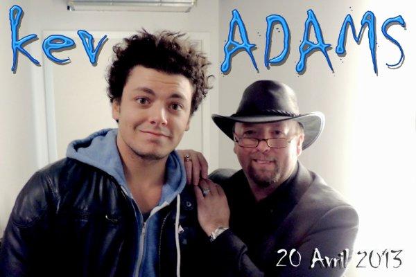 KEV ADAMS (1991)