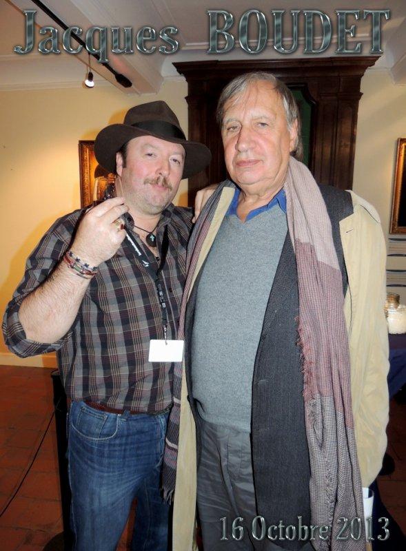 Ne vous fiez pas à son air dur, il est trop génial, Monsieur Jacques Boudet, un des grands seconds rôles du cinéma ...