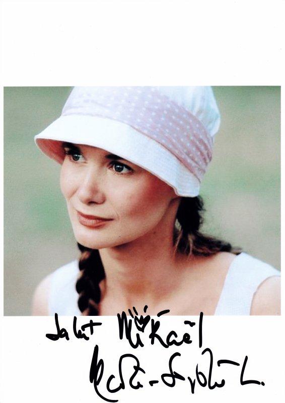 Ma préférée, Madame MARIE SOPHIE L, un talent pur, un diamant ...