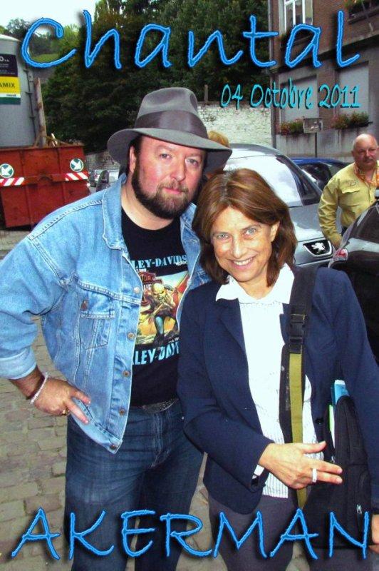 Hommage à Chantal Akerman, la grande réalisatrise s'est donné la mort aujourd'hui.