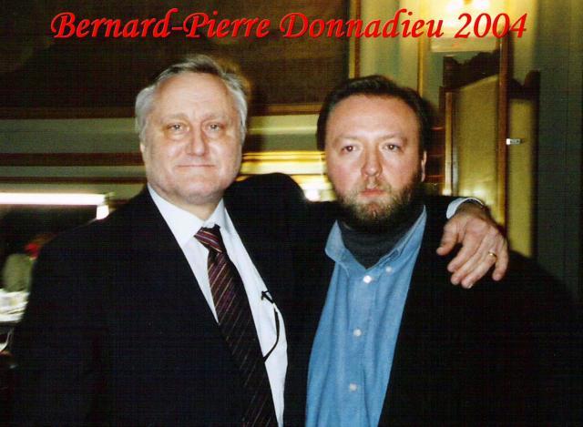 Bernard-Pierre Donnadieu (1949-2010)