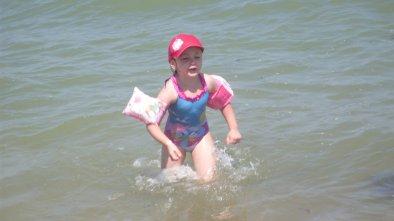 vacances avec mamie a la mer
