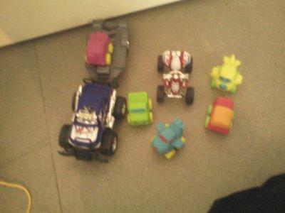 les petites voitures a matheo
