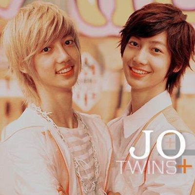 Les deux frères,Young min et Kwang min