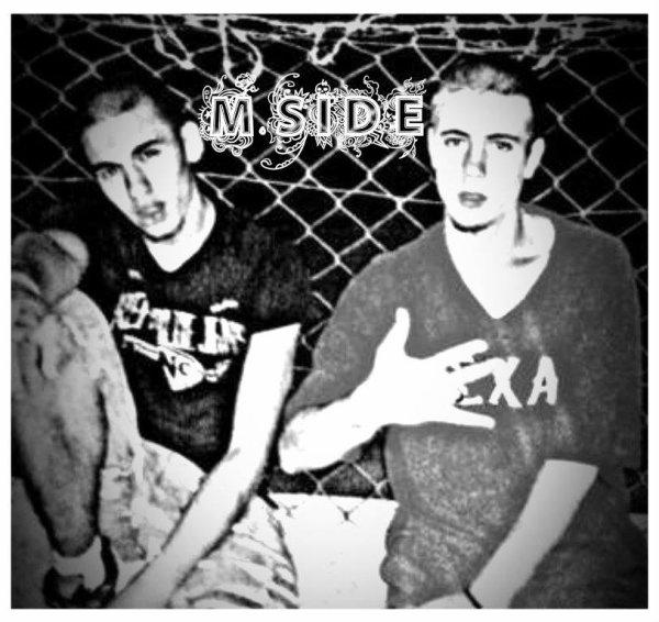 M.SIDE groupe de rap   ...........moi et mon pote RGB