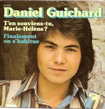Discographie Années 70 _ Singles et EPs _ T'en Souviens-Tu, Marie-Hélène?
