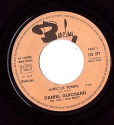 Discographie Années 70 _ (Singles et EPs) _ Avec Le Temps