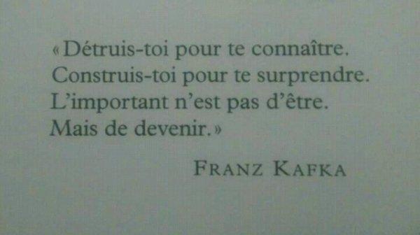 Franz Kafka ;)