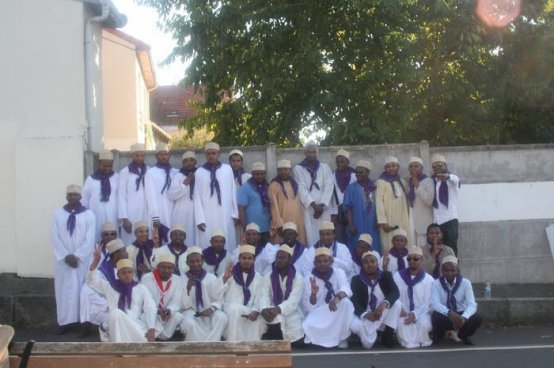 Les Hitmas de Foundi Ibrahim Abdourachid  (Paris)