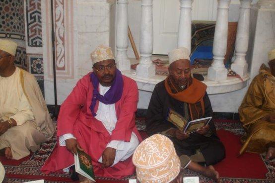 Les Hitmas de Foundi Ibrahim Abdourachid  en 2011 (Paris)