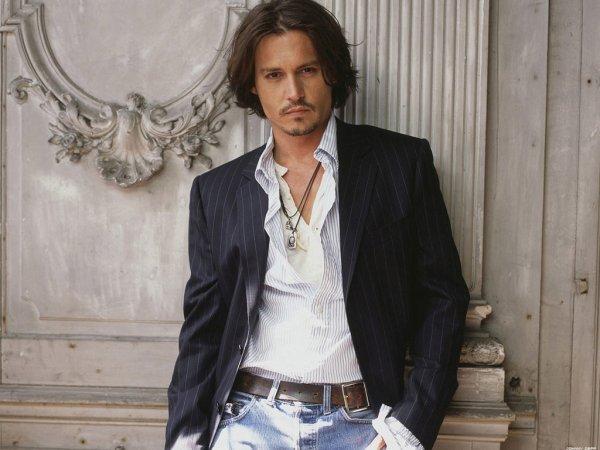 Johnny depp mon acteur préféré !