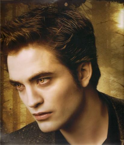 Edward + sexi dans twilight que dan la vrai vie