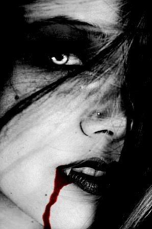 Je sui oci une grande fan 2 vampire et jadore lé série vampires diaries et supernatural