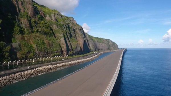 Shooting Nouvelle route du littoral